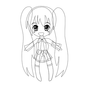 Anime Gambar Vektor Unduh Gambar Gratis Pixabay