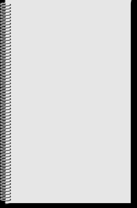 Image vectorielle gratuite bloc notes notes papier - Telecharger un bloc note pour le bureau ...