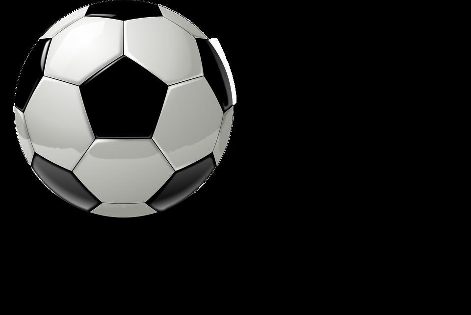 Football Ball Soccer Free Vector Graphic On Pixabay