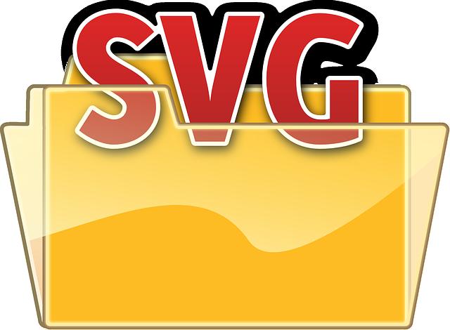 Gratis vectorafbeelding: Svg, Map, Mime Type, Bestanden ...