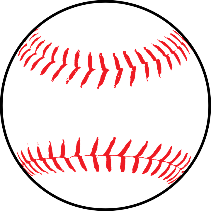 Softball Baseball Ball · Free vector graphic on Pixabay