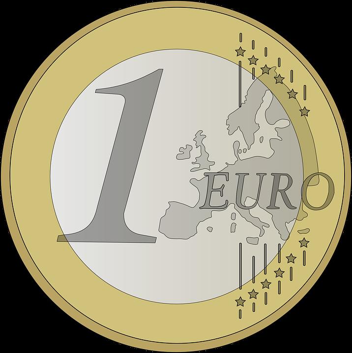 Mince, Euro, Europe, France, Peniaze, Mena, Bohatstvo