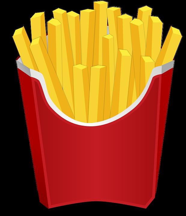 batatas fritas fichas batata gr fico vetorial gr tis no pixabay. Black Bedroom Furniture Sets. Home Design Ideas
