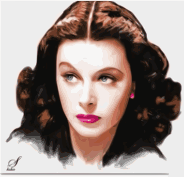 Free vector graphic: Hedy Lamarr, Actress, Woman, Usa ...