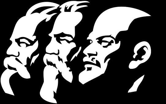 Capitalism, Communism, Engels, Lenin