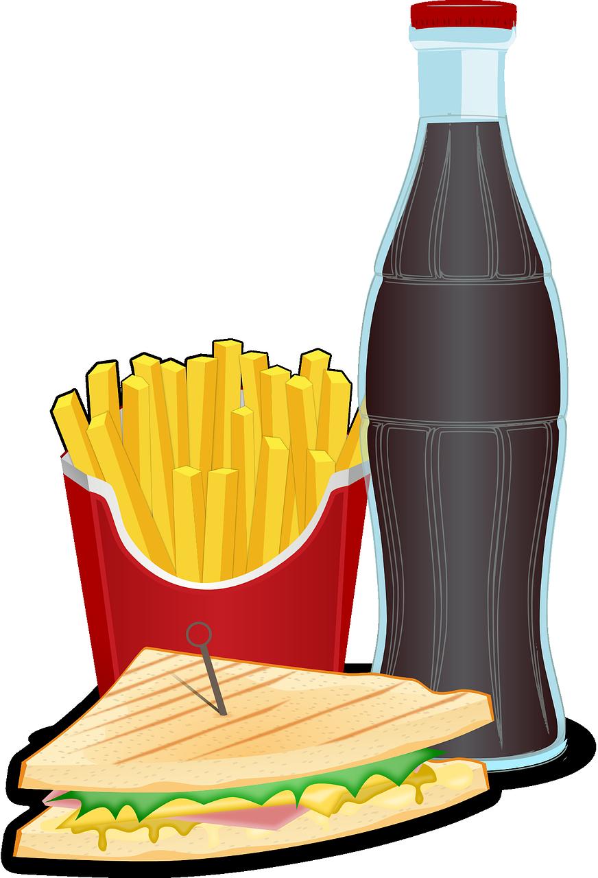 Конкурс сосиски кетчуп кока кола
