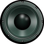 loudspeaker, speaker, sound