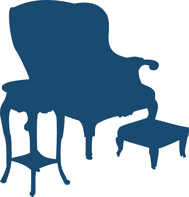 Free Vector Graphic Furniture Armchair Chair Free