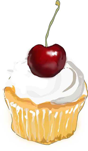 Muffin Cupcake Tartlet 183 Free Vector Graphic On Pixabay