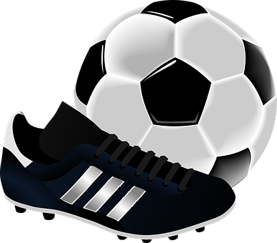 Soccer, Football, Football Boot, Ball