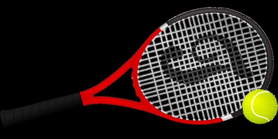 Tennisschläger, Tennis, Tennisball, Kugel, Schläger