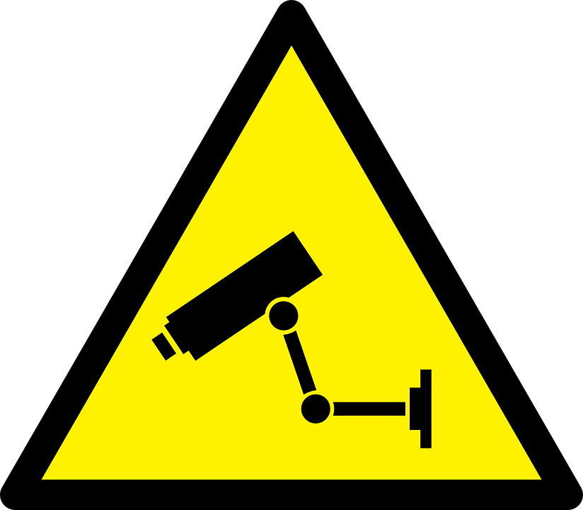 Surveillance Camera Cctv Free Vector Graphic On Pixabay