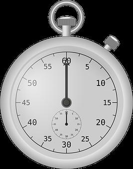 Cronômetro, Calendário, Intervalo, Parar
