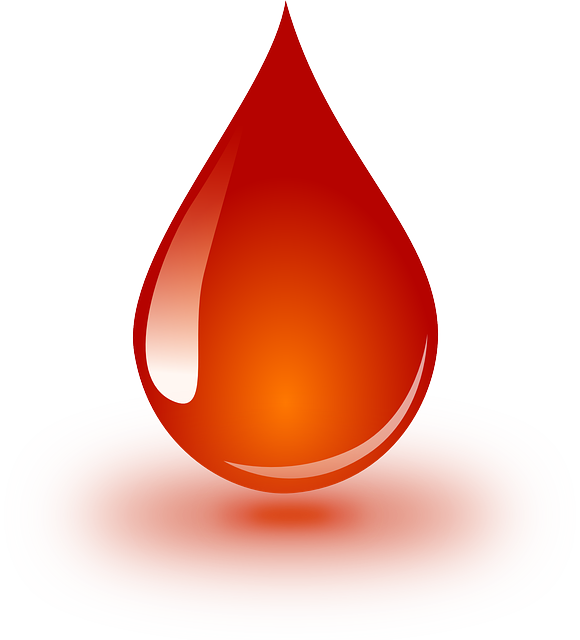 Blood Donation Drop · Free vector graphic on Pixabay