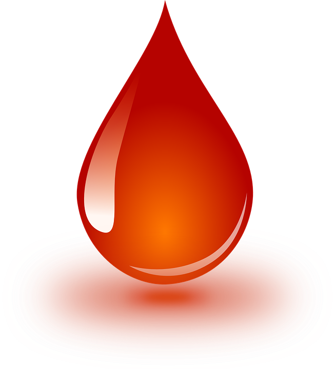 Blood Donation Drop Free Vector Graphic On Pixabay