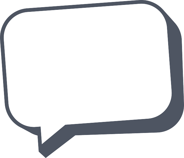 Speech Bubble Balloon · Free vector graphic on Pixabay