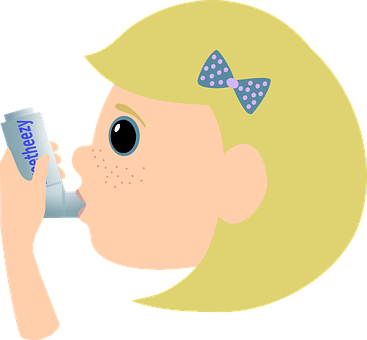 Asthma, Inhaler, Aerosol, Disease