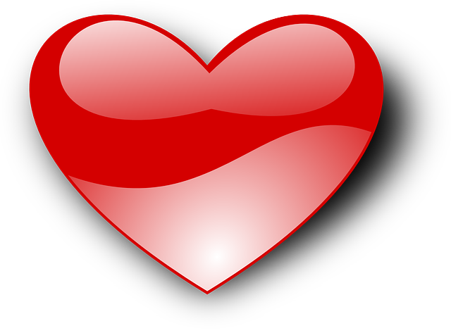 free vector graphic heart love glossy valentine free image on pixabay 156168. Black Bedroom Furniture Sets. Home Design Ideas