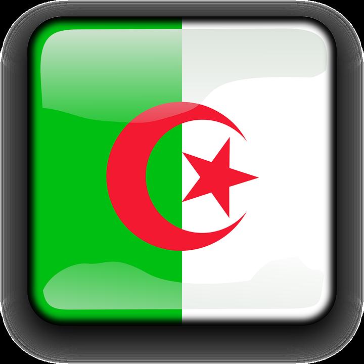 Algerie Drapeau algérie drapeau pays - images vectorielles gratuites sur pixabay