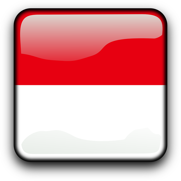 indonesia flag country  u00b7 free vector graphic on pixabay
