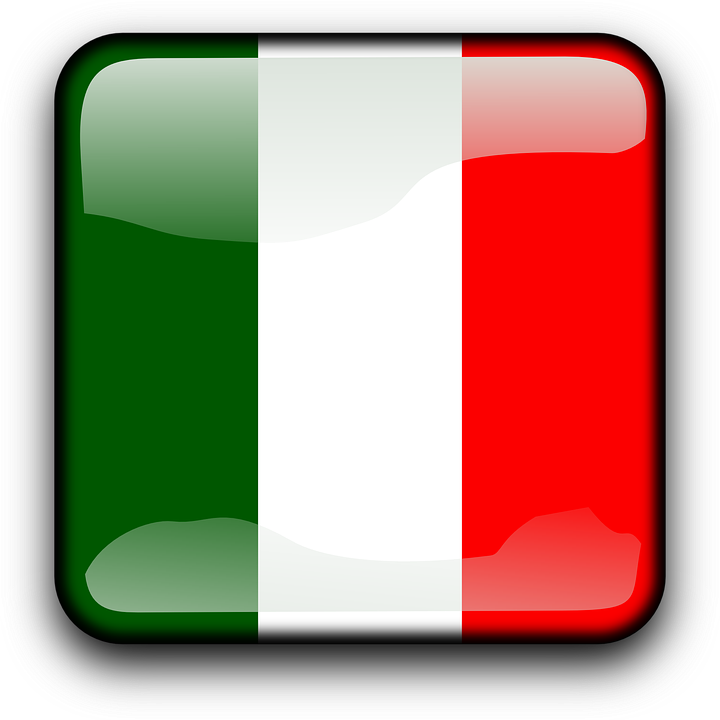 Italy Flag Country Nationality
