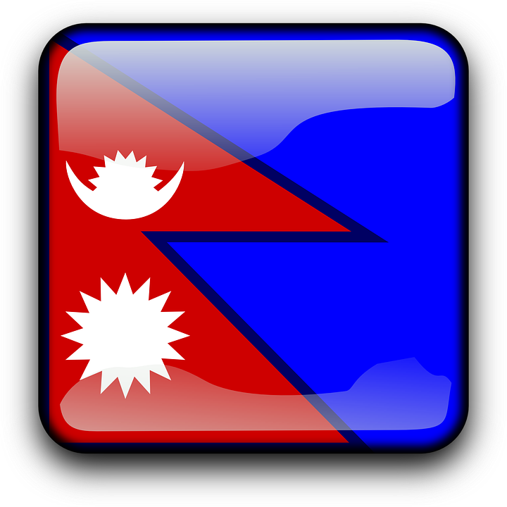 Nepal Flag Country - Free vector graphic on Pixabay
