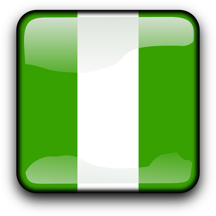 Nigeria Flag Country Free Vector Graphic On Pixabay