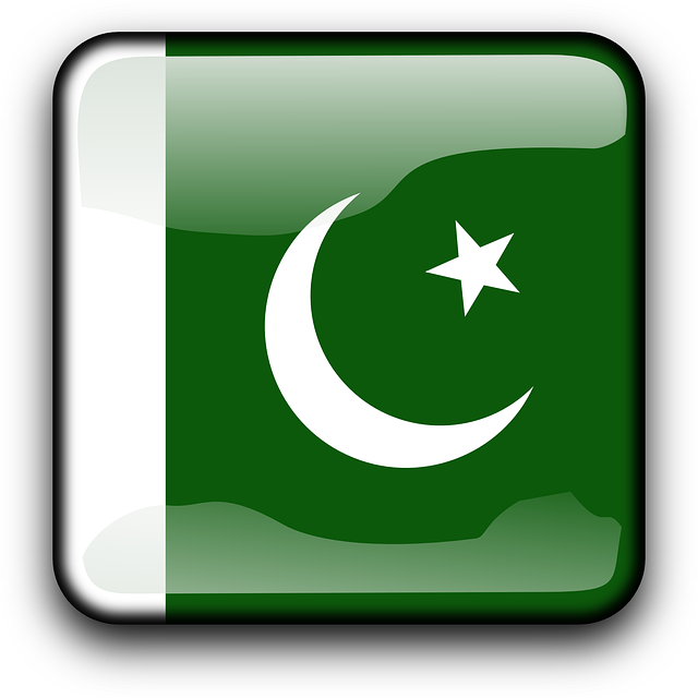 Free Vector Graphic Pakistan Flag Country Free Image