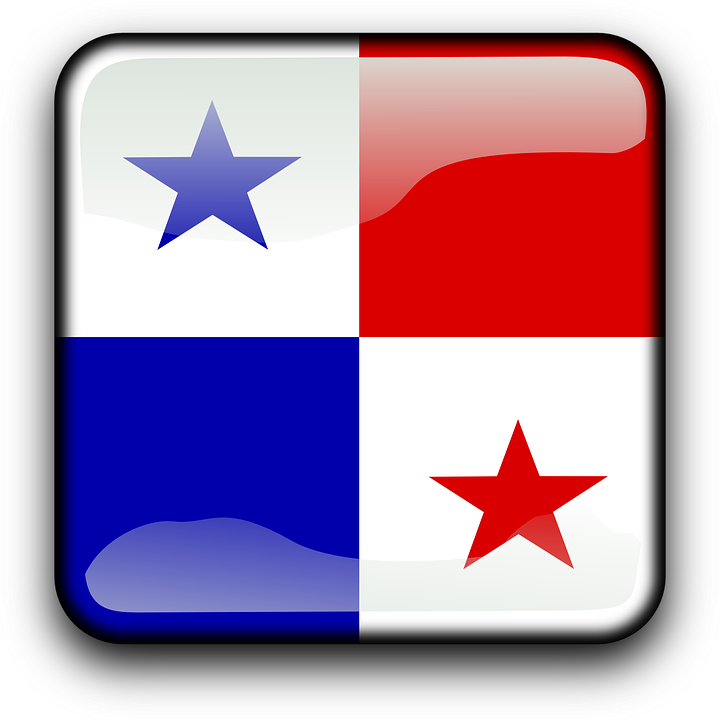 Panama Flag Country 183 Free Vector Graphic On Pixabay