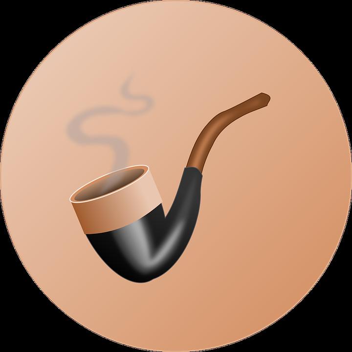 Pipe, Pipe De Tabagisme, Fumer, Tabac, Vintage