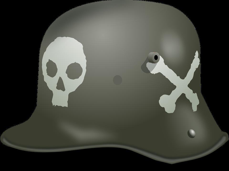 Hardhat German Helmet World War 2 Ww2 Wwii Nazi