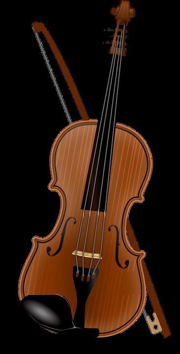 শার্লক হোমস বেহালা বাজাতে পছন্দ করতেন। ছবিসূত্রঃ Pixabay