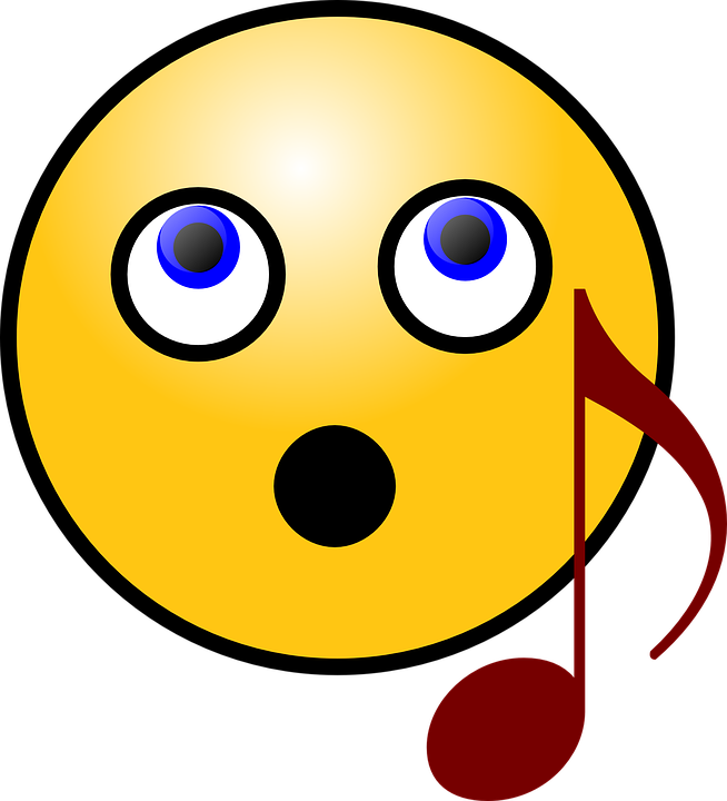 Choir Emoticon Smiley - Free vector graphic on Pixabay