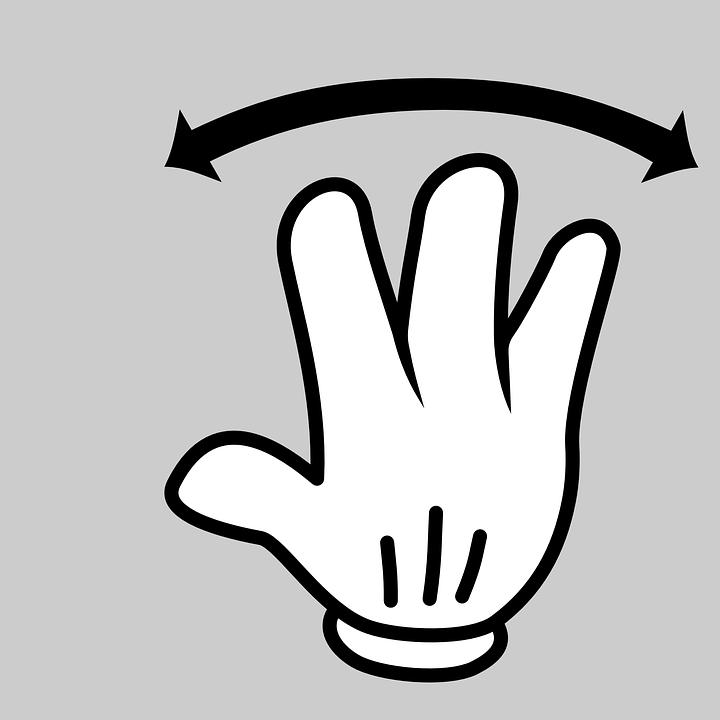 Android のジェスチャ ミッキー マウス タブレット Pixabayの無料