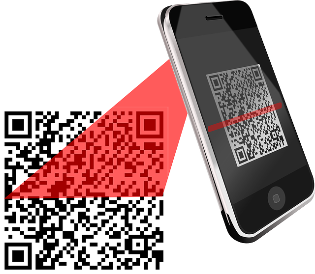 qr code scanner bar  u00b7 free vector graphic on pixabay