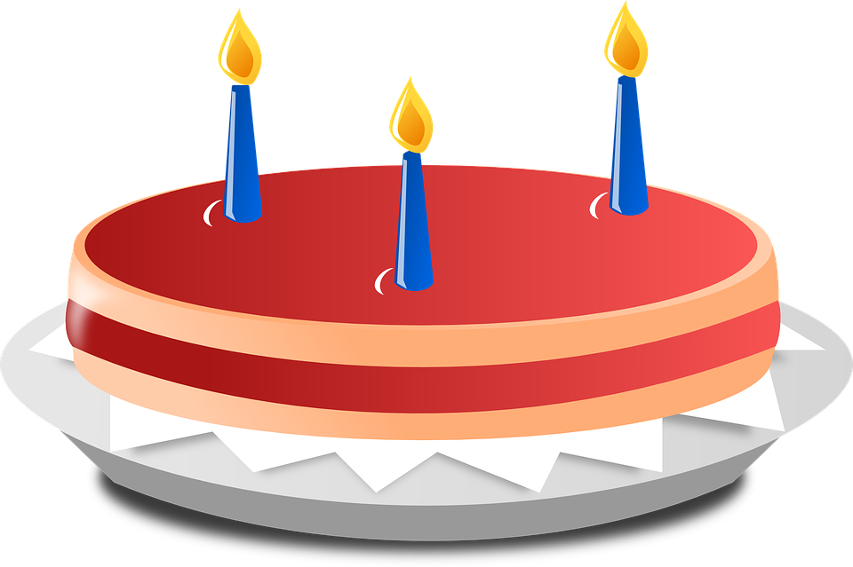 Birthday Cake Images Vektor ~ Birthday cake torte · free vector graphic on pixabay