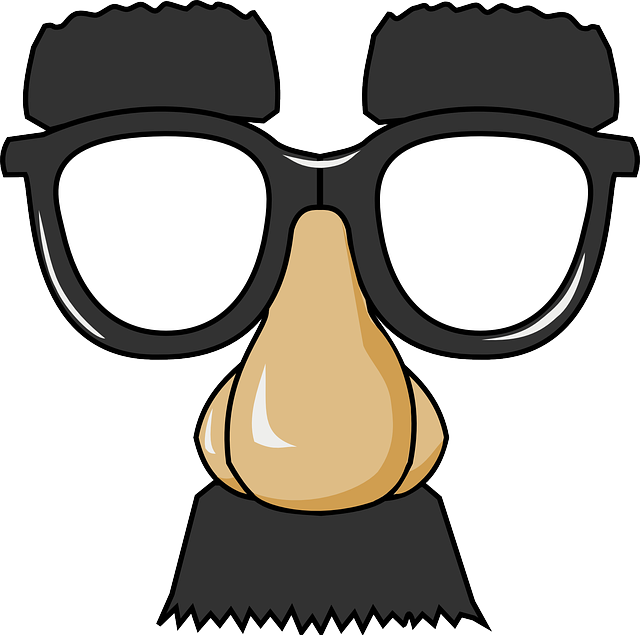 Comedy Funny Glasses Free Vector Graphic On Pixabay