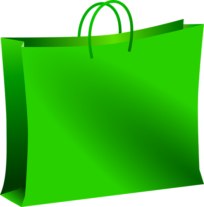 aa4bfb539f bag green mall shopping carryout bag carrier bag
