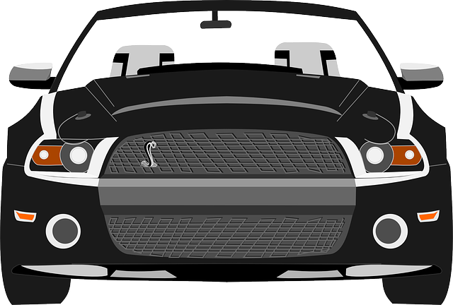 Free Vector Graphic Car Mustang Sports Car Free Image