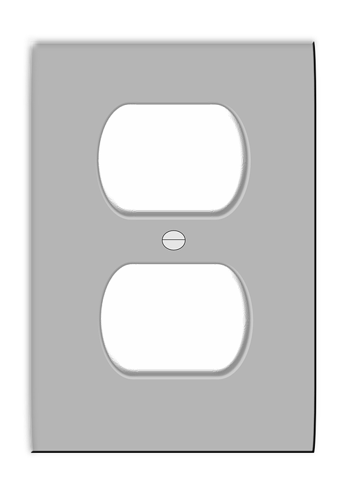 Switch Cover Electrical · Free vector graphic on Pixabay