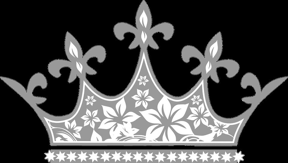Corona Reina Gráficos Vectoriales Gratis En Pixabay