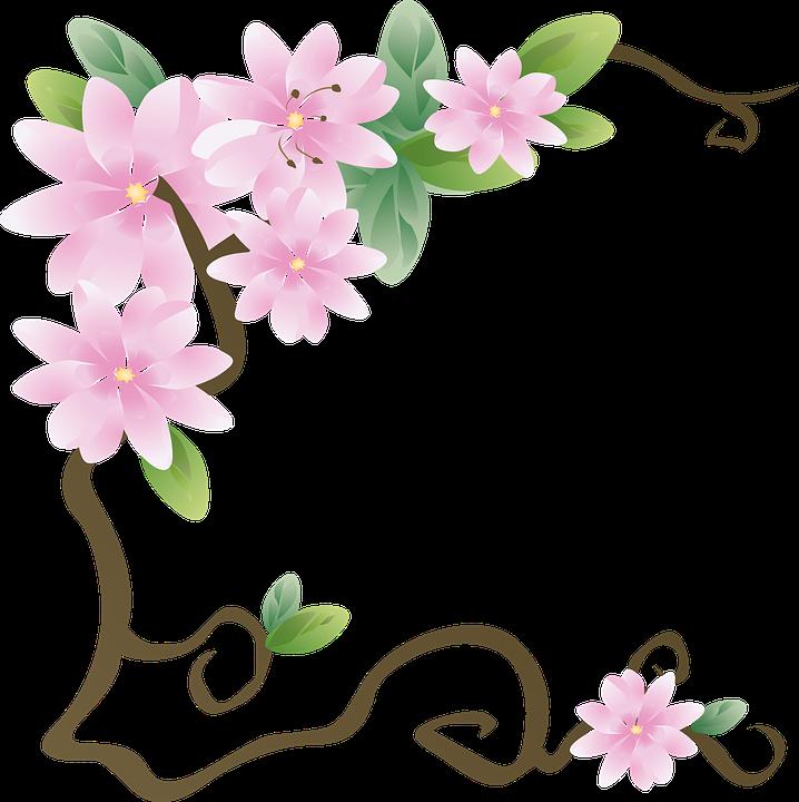 Azalea Flores Primavera · Gráficos vectoriales gratis en Pixabay