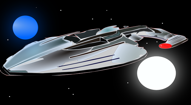 Galaxy Space Spaceship · Free Vector Graphic On Pixabay