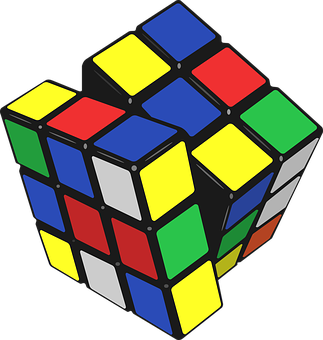 Rubik'S Cube, Cube, Puzzle, Colors, Game