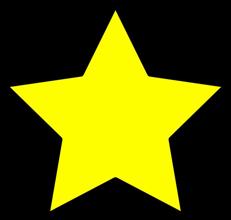 kostenlose vektorgrafik stern gelb symbol kostenloses bild auf pixabay 157086. Black Bedroom Furniture Sets. Home Design Ideas