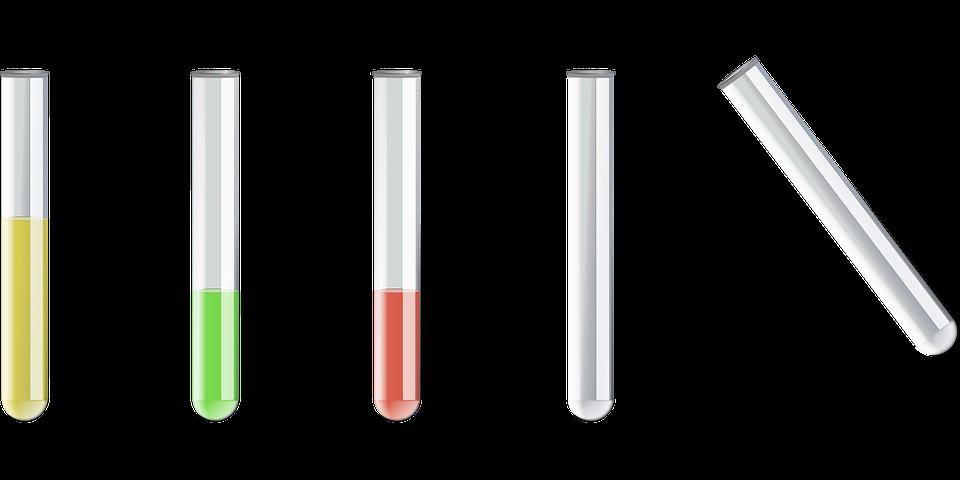 Image vectorielle gratuite essai de verre tubes essai image gratuite su - Bureau en verre transparent ...