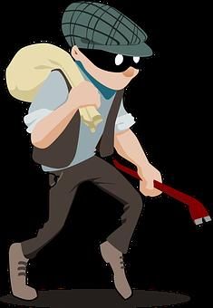Burglar, Crime, Criminal, Theft, Thief