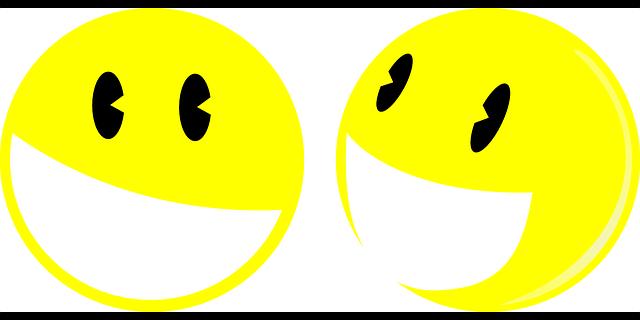картинки двух смайликов