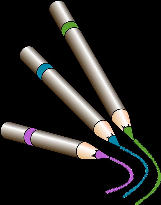 crayons de couleur images vectorielles gratuites sur pixabay. Black Bedroom Furniture Sets. Home Design Ideas