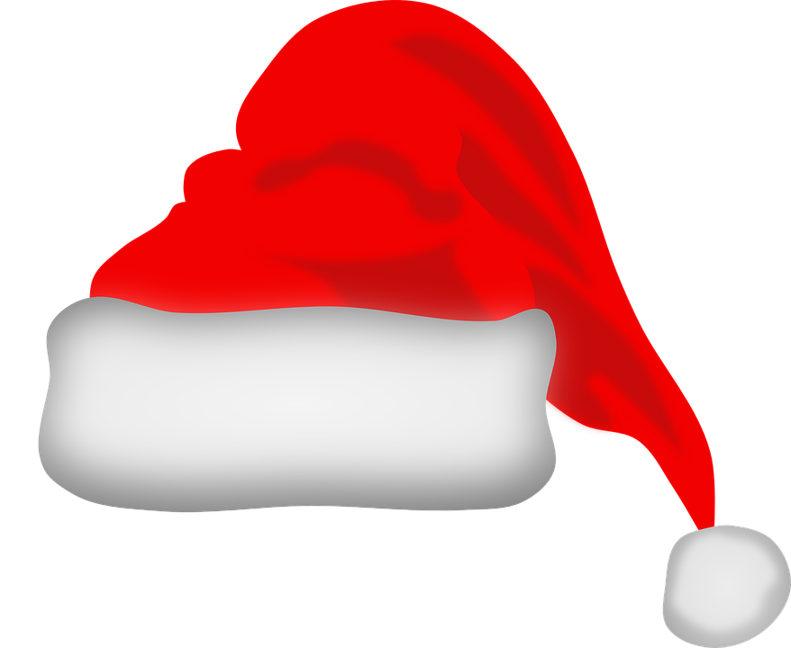 santas hat christmas claus free vector graphic on pixabay rh pixabay com santa hat free vector graphic